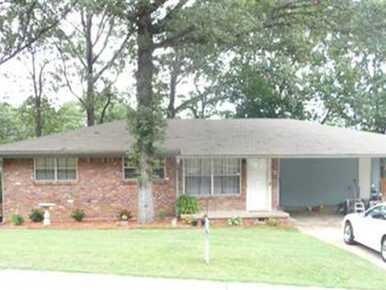 7 Hillsleigh Dr, North Little Rock, AR 72116