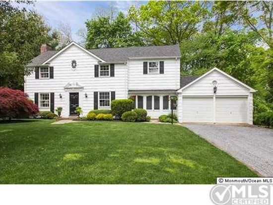 22 Crest Dr, Little Silver, NJ 07739