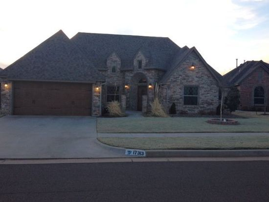 17313 Grey Hawk Ln, Edmond, OK 73012