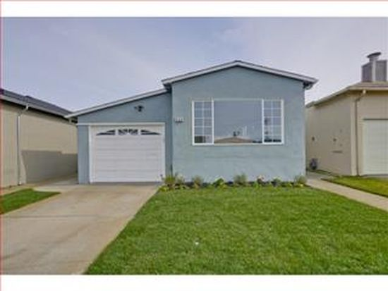 555 Skyline Dr, Daly City, CA 94015