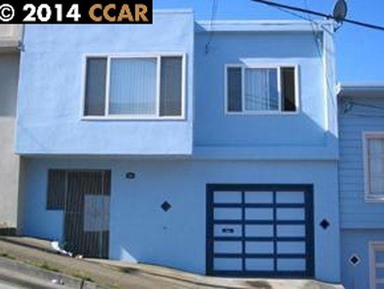 536 Peru Ave, San Francisco, CA 94112