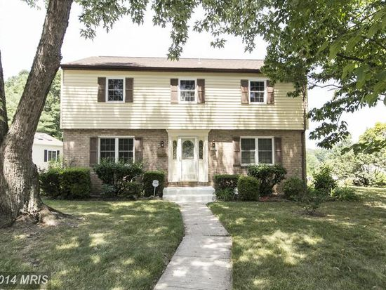 1436 Pleasant Valley Dr, Baltimore, MD 21228