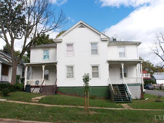 320 Wadsworth St, Lynchburg, VA 24501