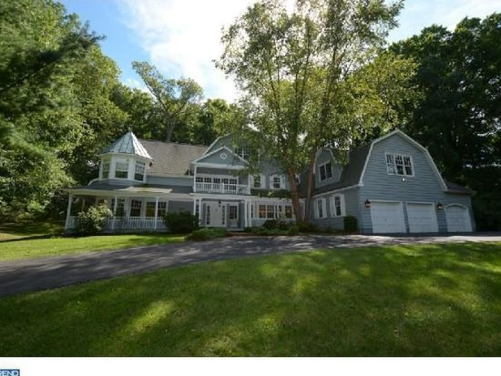835 Paxon Hollow Rd, Media, PA 19063