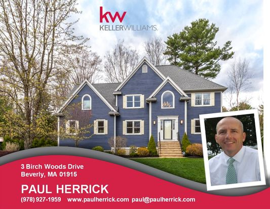 3 Birch Woods Dr, Beverly, MA 01915