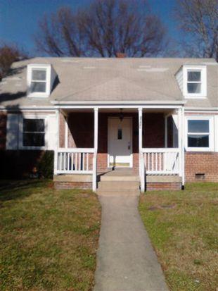 1014 Nelson St, Richmond, VA 23231