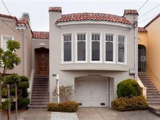 1570 29th Ave, San Francisco, CA 94122