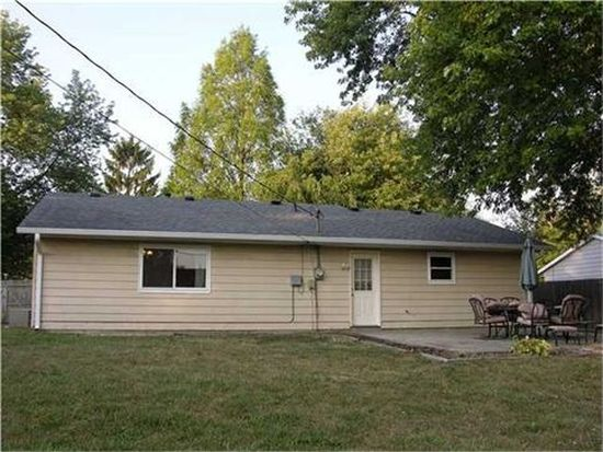 81 Old Trail Dr, Bargersville, IN 46106