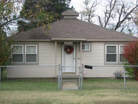 4604 S 28th West Ave, Tulsa, OK 74107