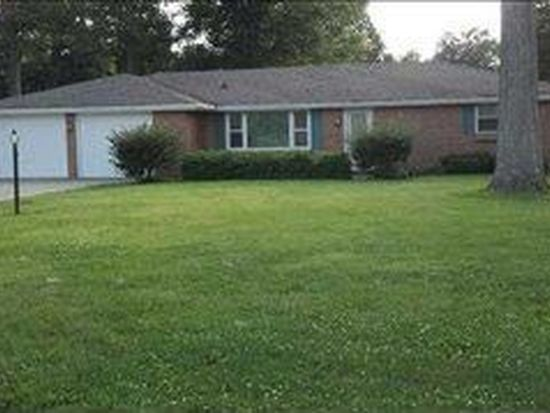 9509 S County Road 750 W, Daleville, IN 47334