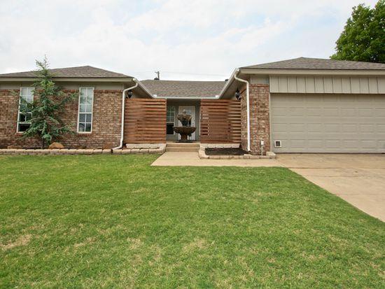 7101 Woodridge Ave, Oklahoma City, OK 73132