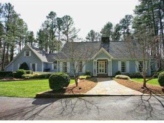 7 Sweetbriar Ln, Chapel Hill, NC 27514
