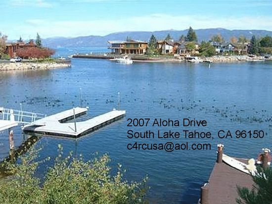 2007 Aloha Dr, South Lake Tahoe, CA 96150