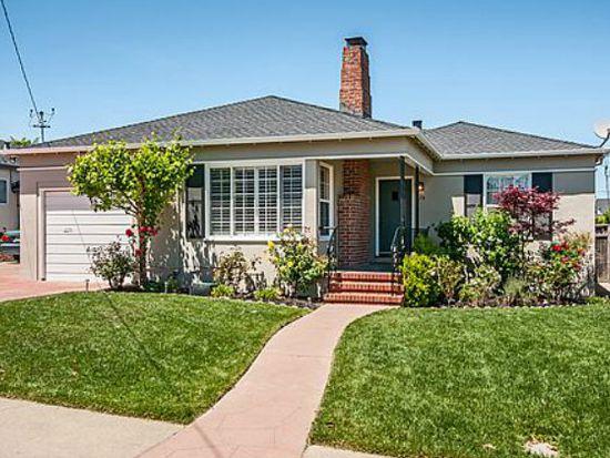 424 Sylvan Ave, San Mateo, CA 94403