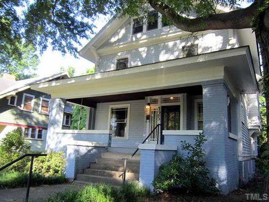 125 Hawthorne Rd, Raleigh, NC 27605