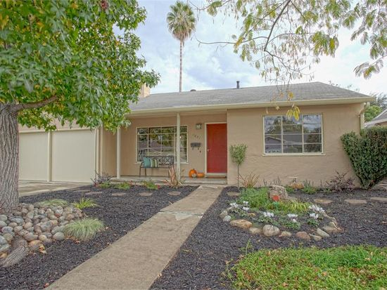 1051 Nilda Ave, Mountain View, CA 94040