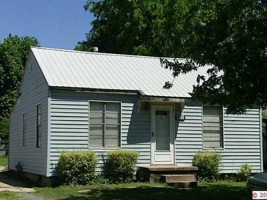2208 Jefferson St, Muskogee, OK 74403