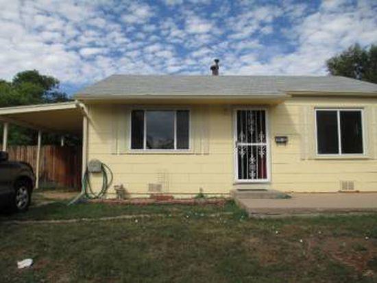 2215 S Linley Ct, Denver, CO 80219