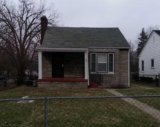 4606 E 34th St, Indianapolis, IN 46218