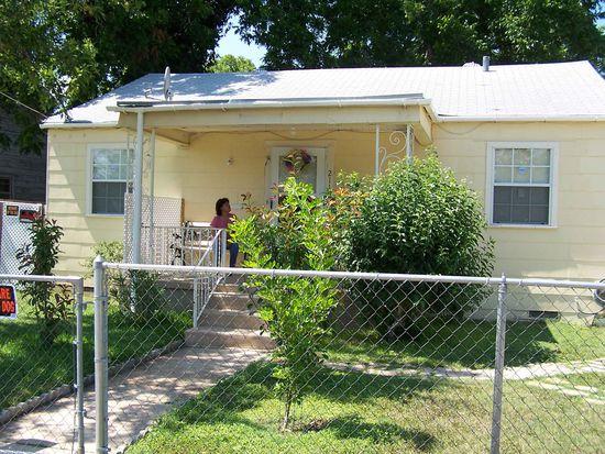 2115 E Crockett St, San Antonio, TX 78202