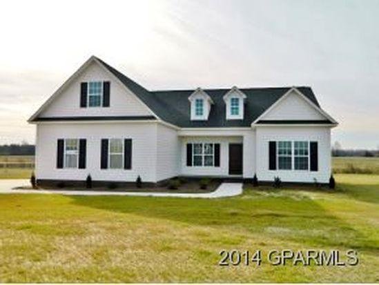 1142 Charlie Branch Rd, Winterville, NC 28590