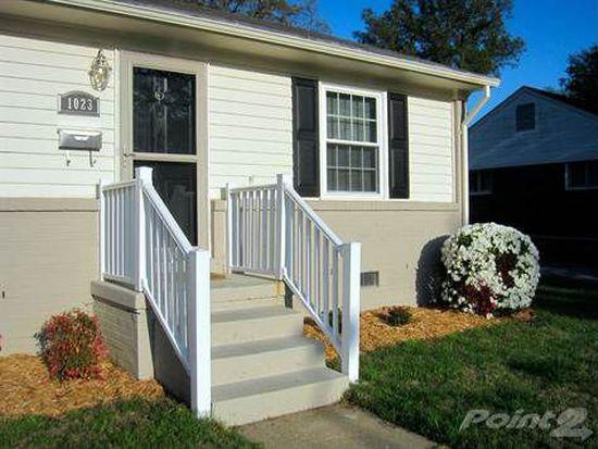 1023 Faye St, Richmond, VA 23225
