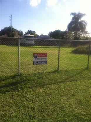 12960 SW 15th St, Davie, FL 33325