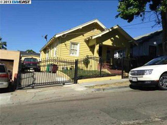 4211 Santa Rita St, Oakland, CA 94601