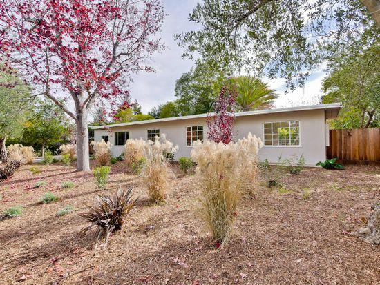 1166 Richardson Ave, Los Altos, CA 94024