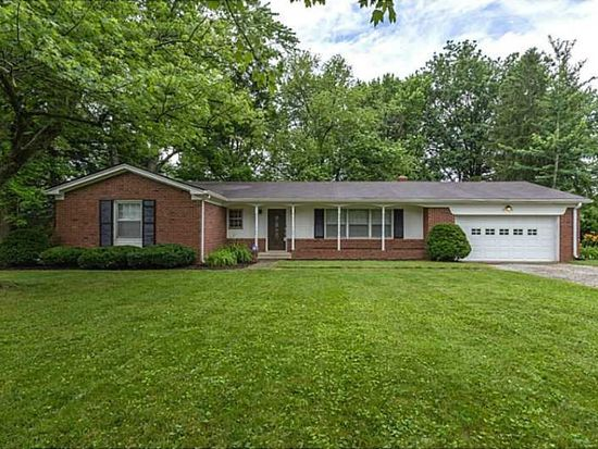 1014 W 77th Street South Dr, Indianapolis, IN 46260