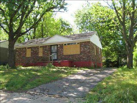 1613 Vicky Ln, Memphis, TN 38127