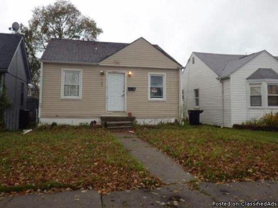 6405 Winthrop St, Detroit, MI 48228