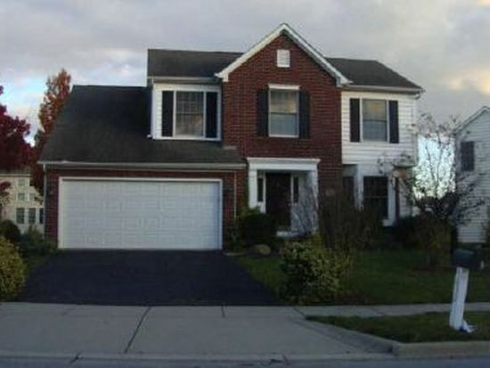 4632 Herb Garden Dr, New Albany, OH 43054