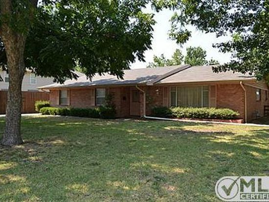 1705 Campbell St, Commerce, TX 75428