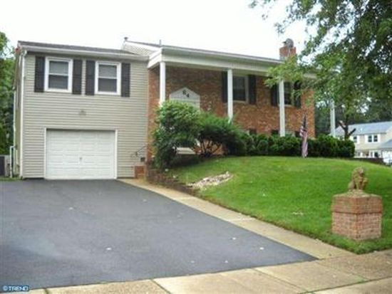 84 Twin Hill Dr, Willingboro, NJ 08046