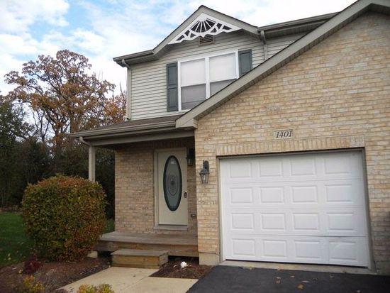 1401 Rhett Pl, Woodstock, IL 60098