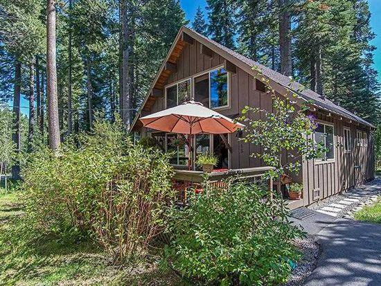 715 Cascade Cir, Homewood, CA 96141