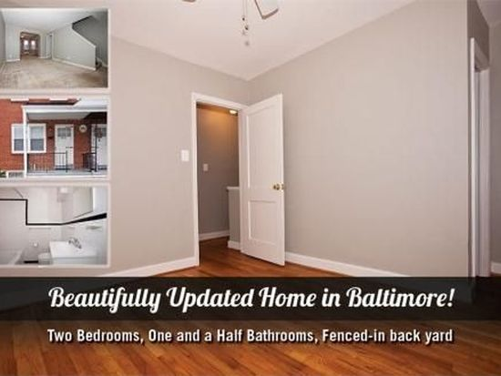 3632 Clarenell Rd, Baltimore, MD 21229