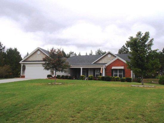 444 Pinewood Cir, Colbert, GA 30628