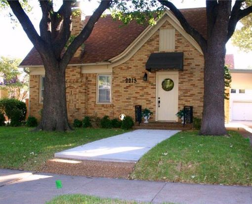 2213 Stanley Ave, Fort Worth, TX 76110