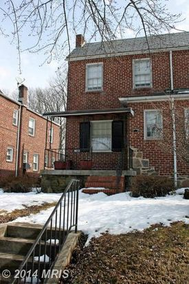 4613 Harcourt Rd, Baltimore, MD 21214