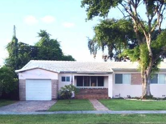 4001 SW 5th Ter, Coral Gables, FL 33134