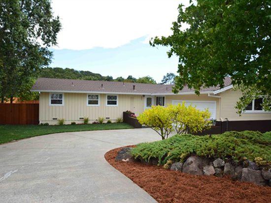 385 Pinewood Dr, San Rafael, CA 94903