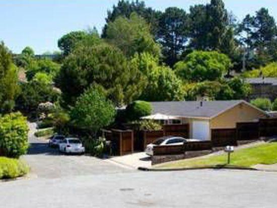 3 Deer Hill Ct, Mill Valley, CA 94941