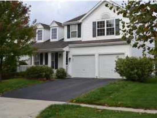 5917 Painted Leaf Dr, New Albany, OH 43054