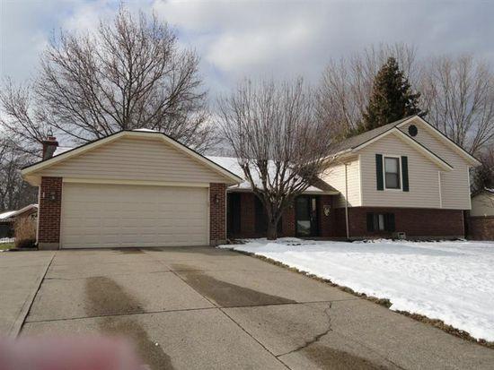 8865 Wells Spring Pt, Dayton, OH 45458