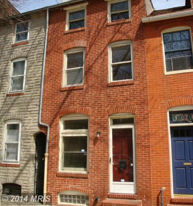 605 S Wolfe St, Baltimore, MD 21231