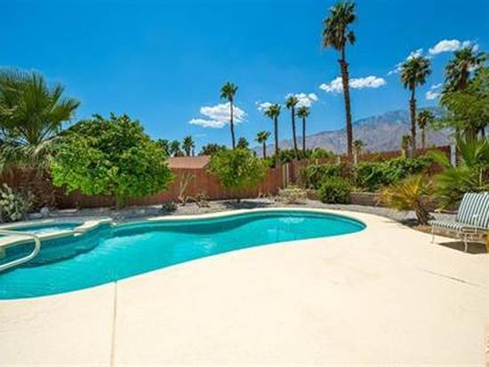 1341 E Adobe Way, Palm Springs, CA 92262