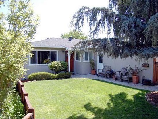 1561 Sunnyslope Ave, Belmont, CA 94002