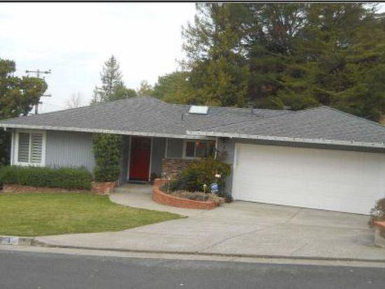 1 Edgehill Way, San Rafael, CA 94903